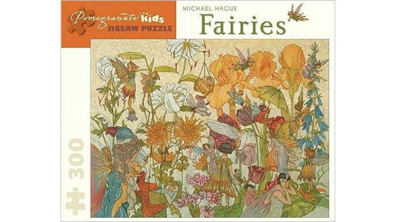 Fairies 300 Piece Jigsaw Puzzle