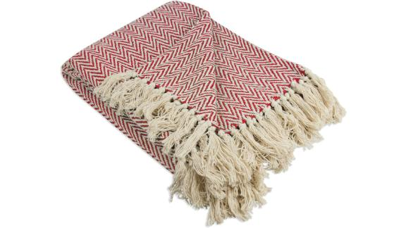 DII Rustic Farmhouse Throw Blanket