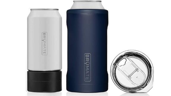 BruMate Stainless Steel Insulated Can Cooler