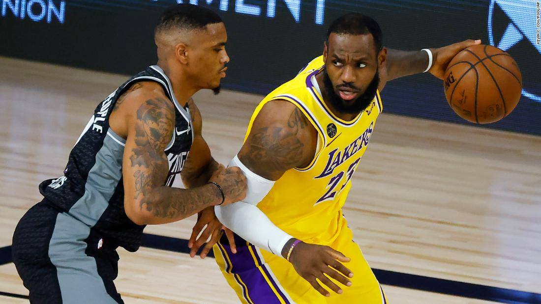 Nba Playoffs 2020 Tv Schedule Storylines And Matchups To Watch Cnn