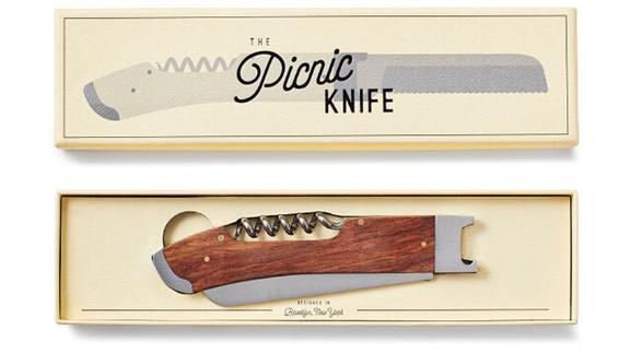 The Perfect Picnic Knife