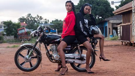 The young West Africans finding their voice through streetwear