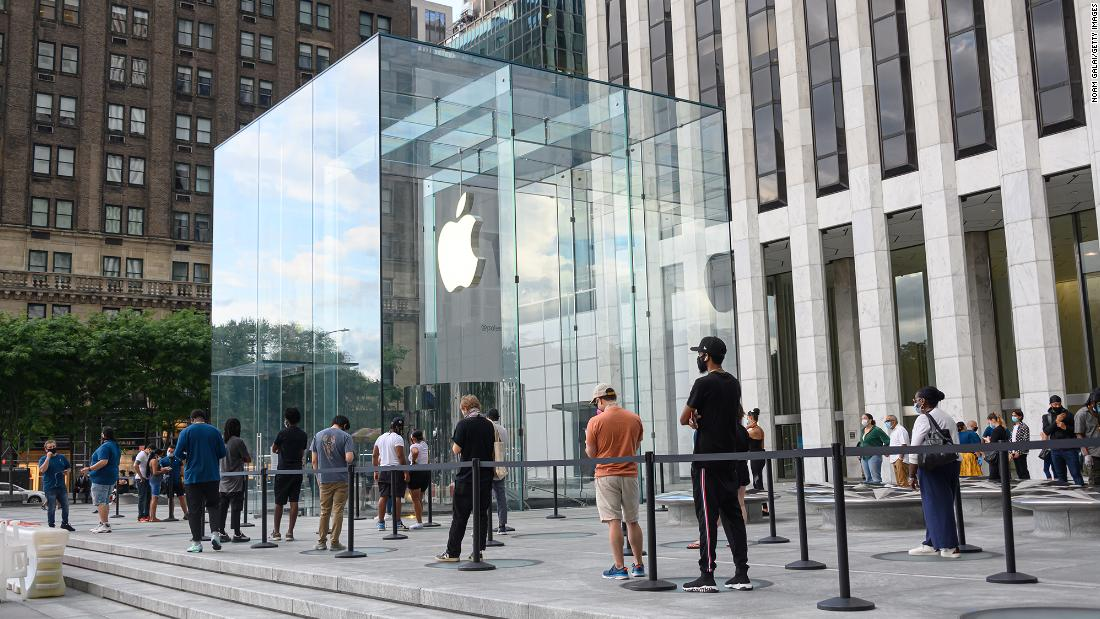 Apple stock split: Should you buy now or wait? – CNN