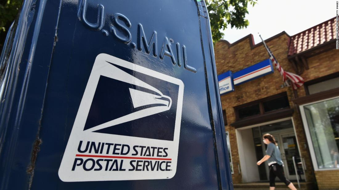 Court sets plan to make sure Postal Service delivers ballots quickly, one week ahead of Election Day