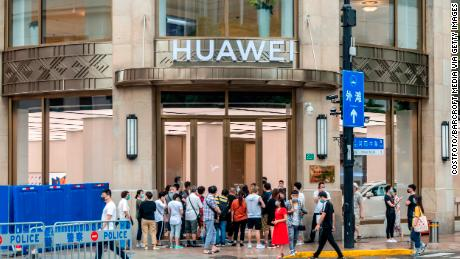 New sanctions deal 'lethal blow' to Huawei. China decries US bullying