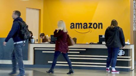 Amazon doubles down on office workers