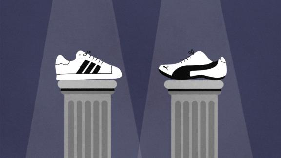 Whether you get your kicks from PUMA or adidas, know that you're part of a legendary sibling rivalry, one dating all the way back to 1930s Germany.