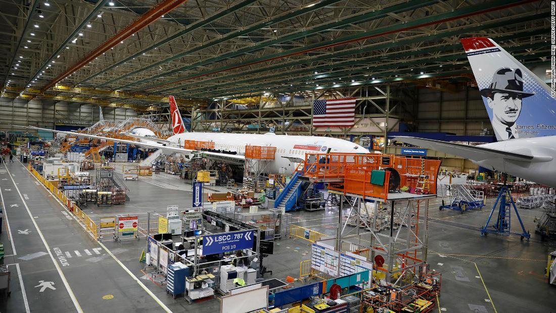 Boeing plans more job cuts on top of 16000 announced this spring – CNN