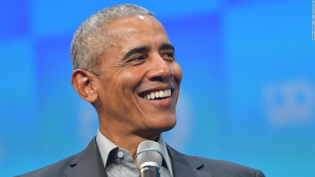 Barack Obama names 53 songs getting him through 2020 with Megan Thee Stallion and Billie Eilish on the list – CNN