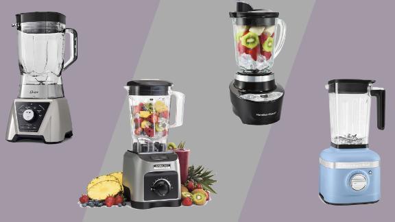 Oster Texture Select Pro, Hamilton Beach Professional, Hamilton Beach Smoothie Smart, Kitchen Aid K400