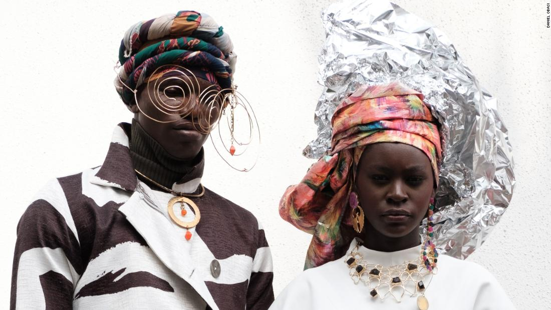 How Beyoncé-approved stylist Daniel Obasi is using fashion to create limitless futures