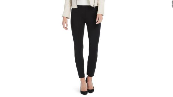 Spanx The Perfect Black Pant Back Seam Skinny Pants