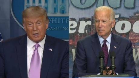 Hear Biden's and Trump's economic plans in 2 minutes