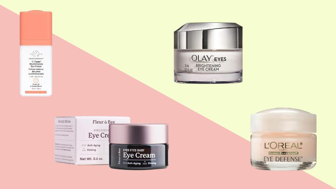 Best Eye Creams For Dark Circles