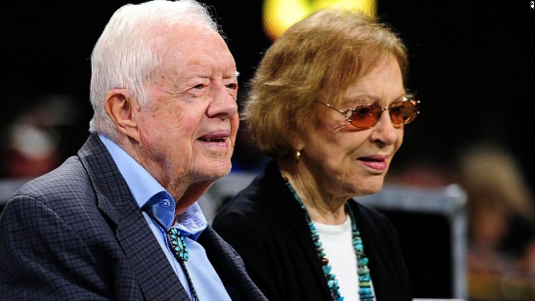 Jimmy Carter The Oldest Living President Turns 96 Cnn