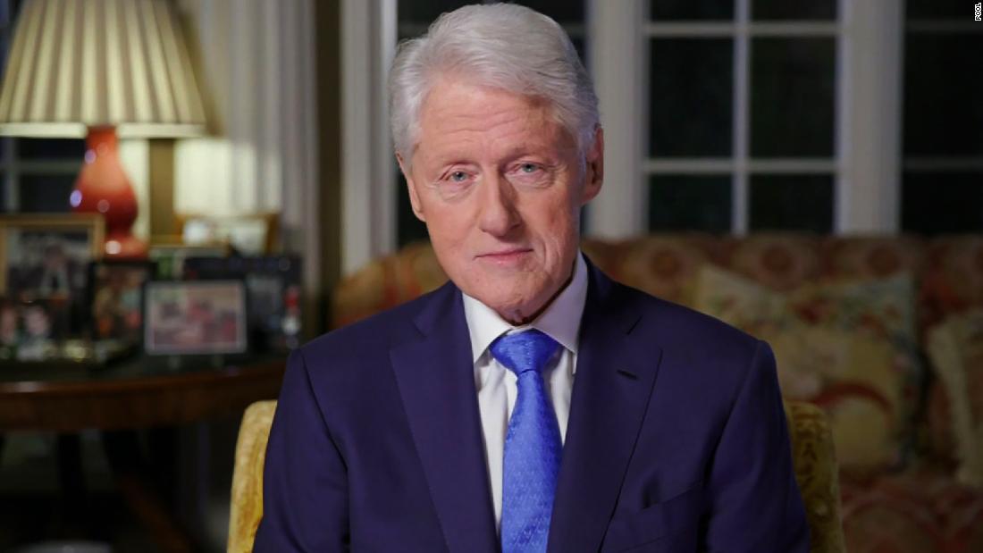 Transcript: Bill Clinton's DNC speech – CNN