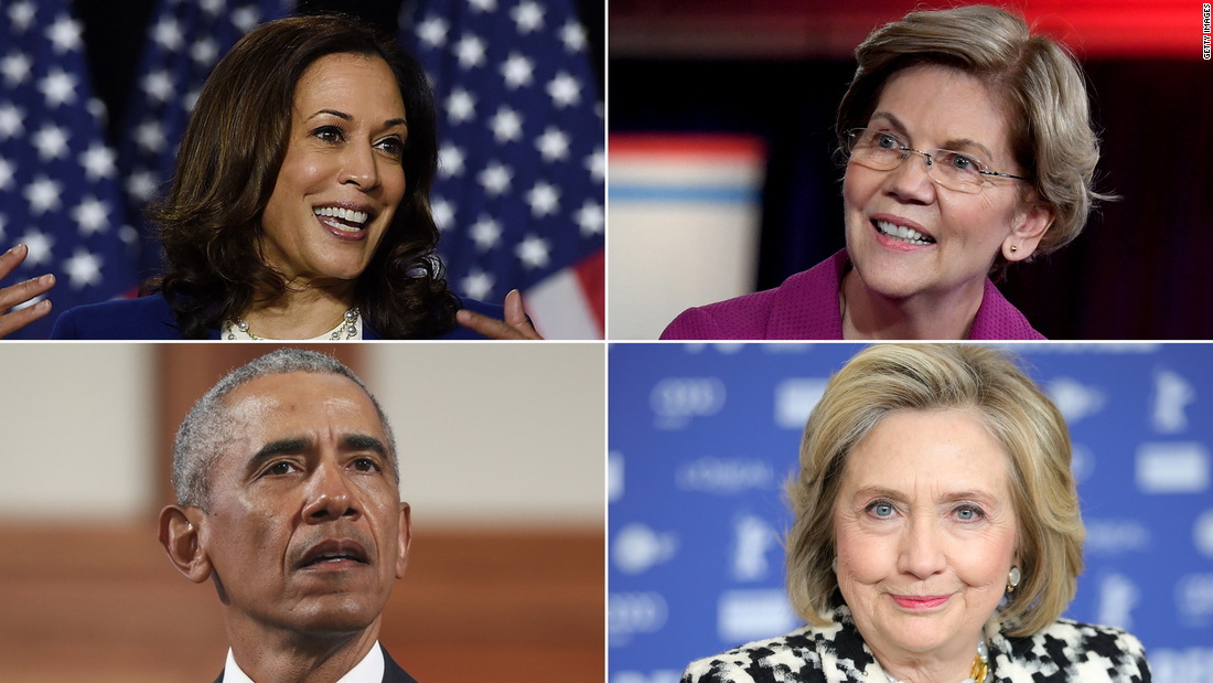Harris to accept historic VP nomination; Obama, Clinton and Warren among speakers at DNC's third night