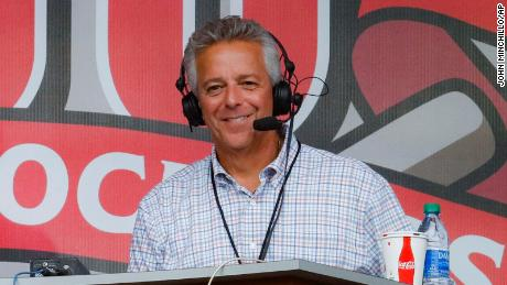Cincinnati Reds suspend broadcaster Thom Brennaman after he uttered anti-gay slur on air
