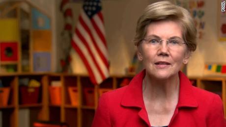 Transcript: Elizabeth Warren's DNC speech