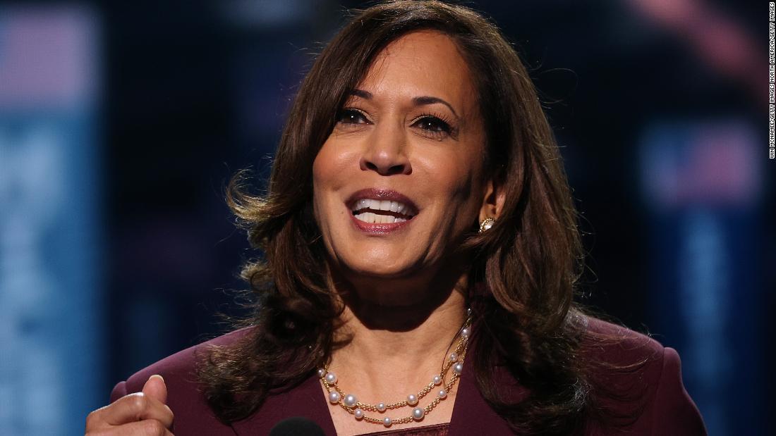 Biden Campaign Highlights Historic Nature Of Harris Nomination In New Ads Ahead Of Vp Debate Cnnpolitics