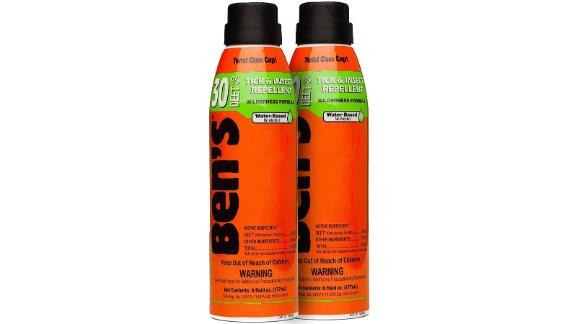 Ben's 30 Insect Repellent Spray, 2-Pack