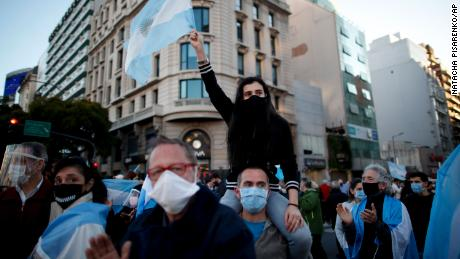 Protests across Latin America reflect a toxic cocktail of pandemic and recession