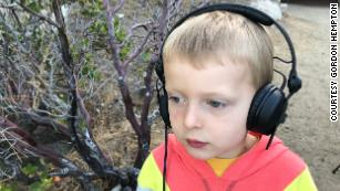 Try this night walk: A listening adventure for you and your kids