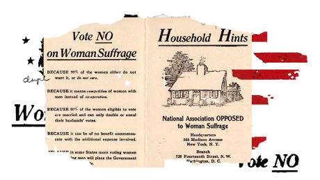 Women's Equality Day: The most ridiculous historical arguments against women's suffrage