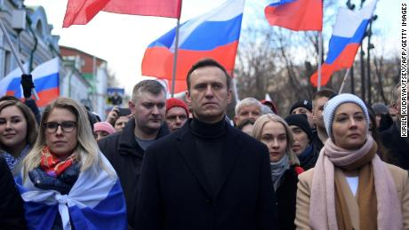 UK, France and Germany plan Russia sanctions over Navalny poisoning