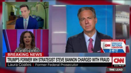 Ex-Federal Prosecutor: Steven Bannon is in a whole lot of trouble here