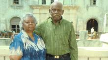 Vearline and Raymond Rougely were married for 60 years before Raymond passed away in May from Covid-19.