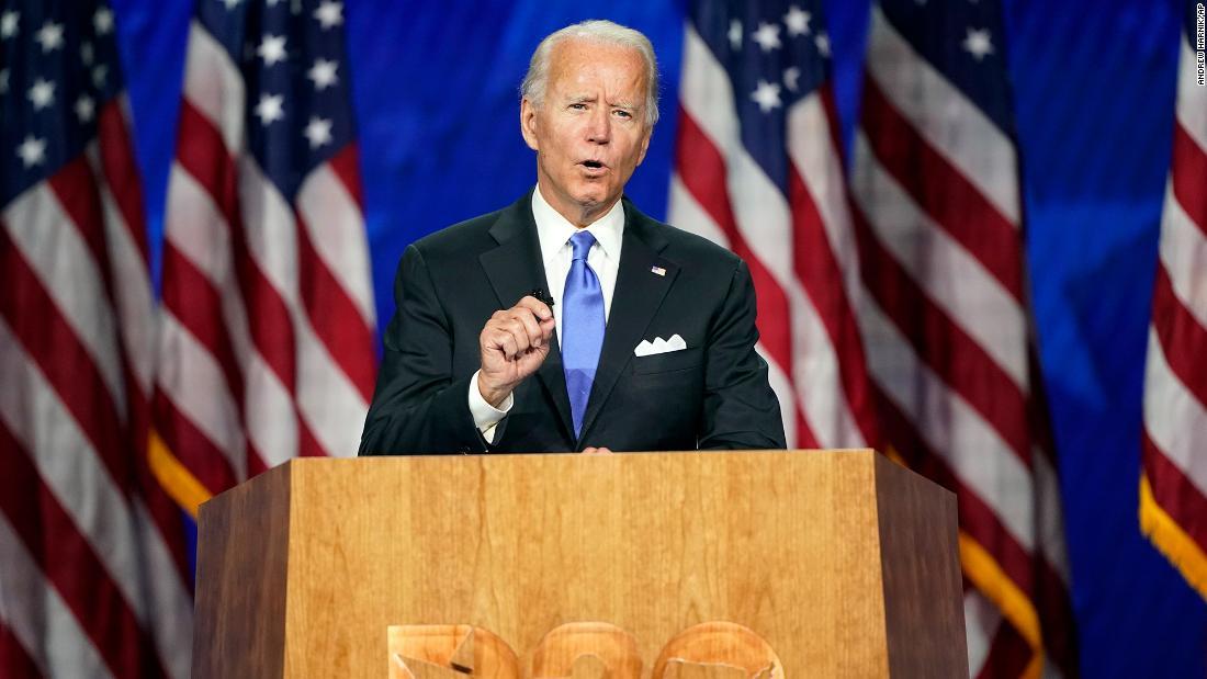 Voices from Fox News to MSNBC praise Joe Biden's acceptance speech – CNN