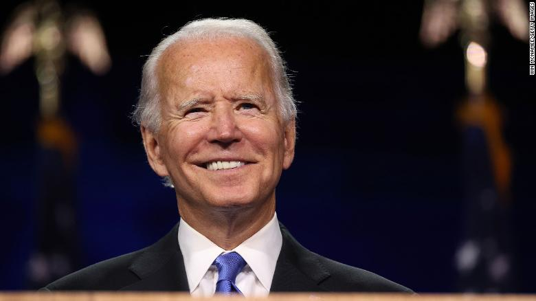 Transcript: Joe Biden's DNC speech - CNNPolitics