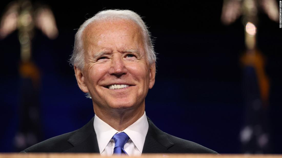 Joe Biden's full DNC speech: Trump has 'failed in his most basic duty'