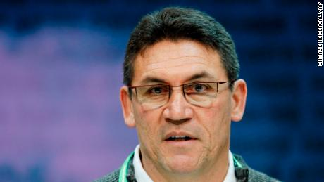 NFL head coach Ron Rivera diagnosed with squamous cell cancer