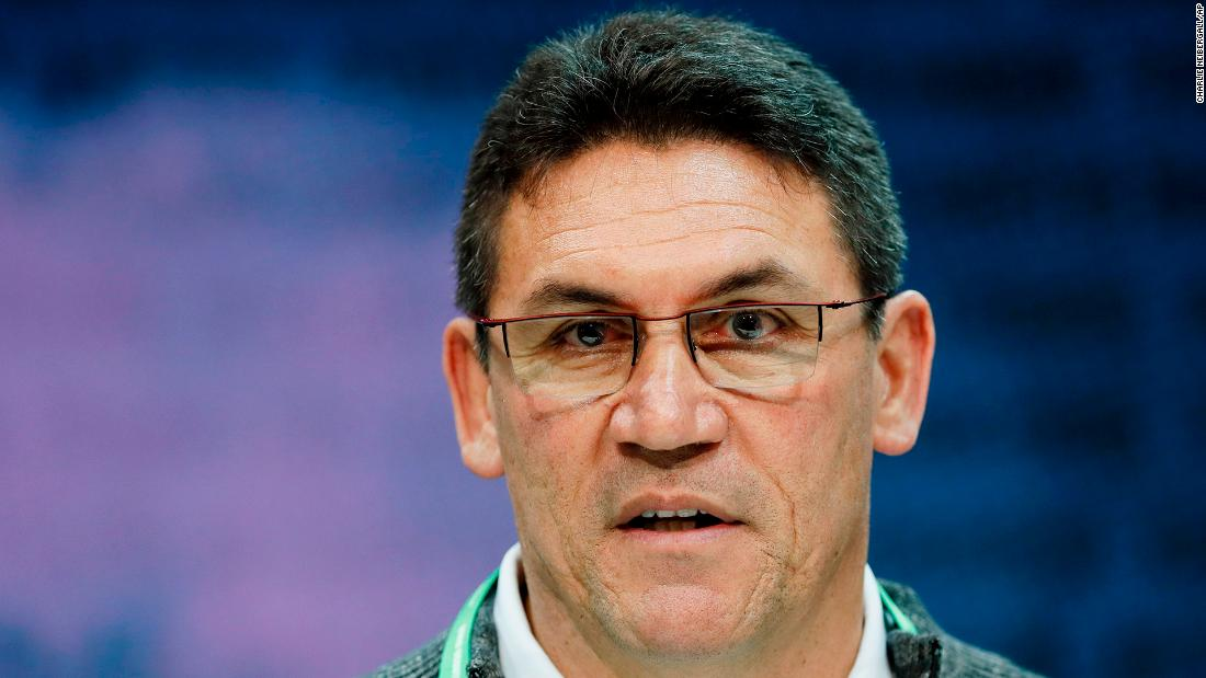 NFL head coach Ron Rivera diagnosed with squamous cell cancer – CNN
