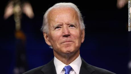 More than two dozen former Republican lawmakers endorse Joe Biden on first day of GOP convention