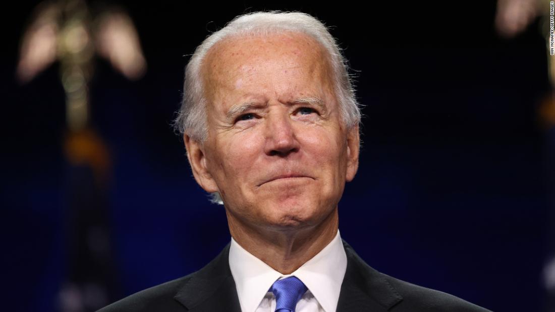 More than two dozen former Republican lawmakers endorse Joe Biden on first day of GOP convention – CNN