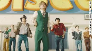 Lagu berbahasa Inggris pertama BTS adalah & # 39; Dynamite & # 39;