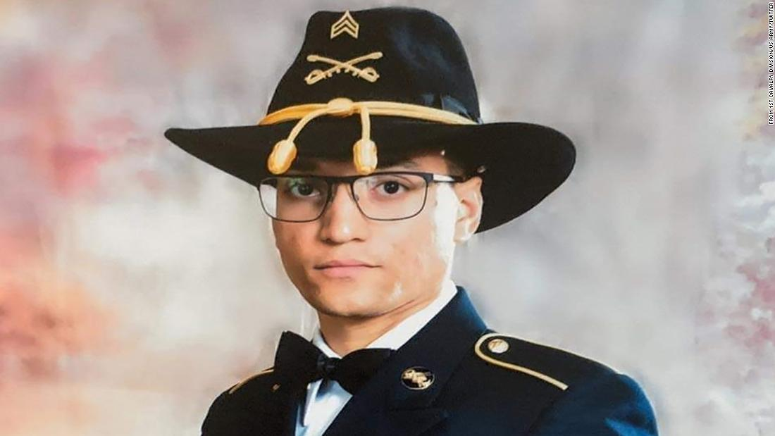 Body believed to be that of a missing Fort Hood soldier has been found – CNN