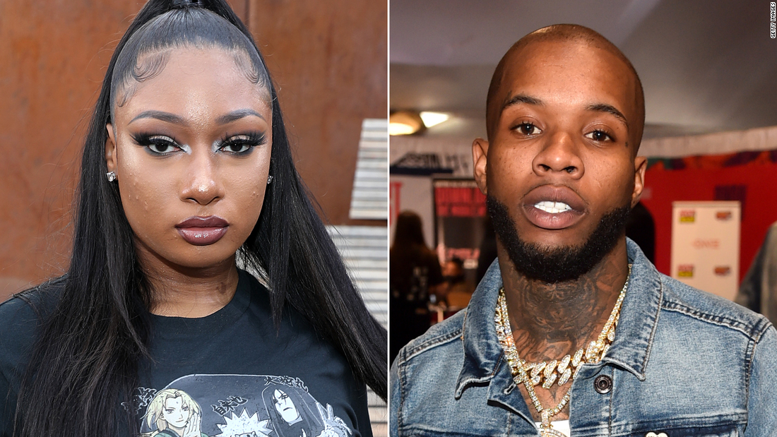 Rapper Tory Lanez charged in shooting of Megan Thee Stallion – CNN