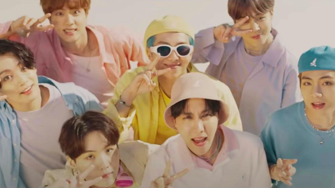 BTS video 'Dynamite' breaks YouTube record for most views in 24 hours – CNN
