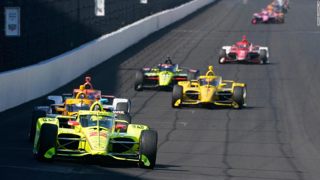 How to watch the Indy 500 this Sunday – CNN