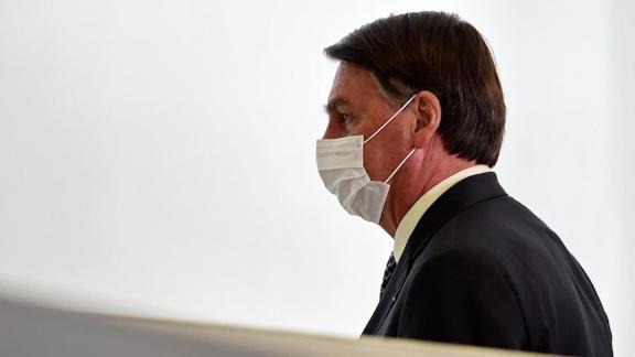 brazil coronavirus covid 19 pandemic congress jair bolsonaro masks Romo lkl intl ldn vpx_00004317.jpg