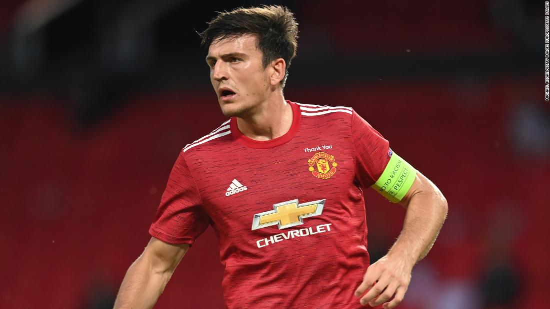 Harry Maguire: Manchester United captain 'co-operating' with police after  incident - CNN