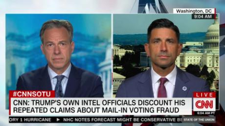 Wolf: No intel foreign nations will forge mail-in ballots