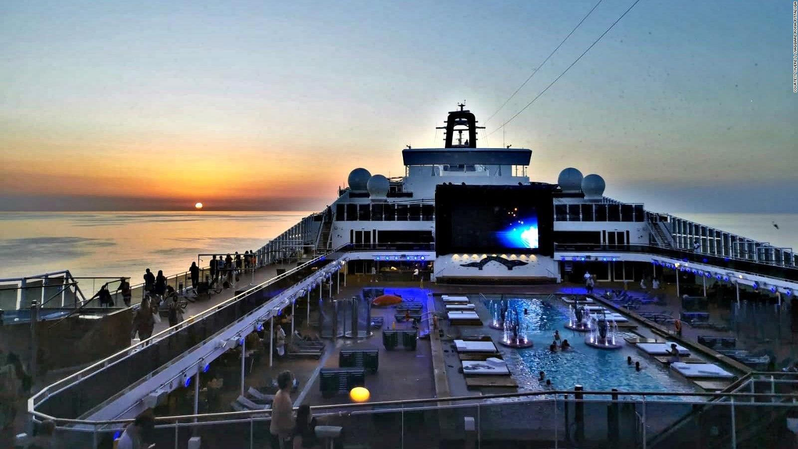Cruise Trips Are Back This Is What They Look Like Now Cnn Travel