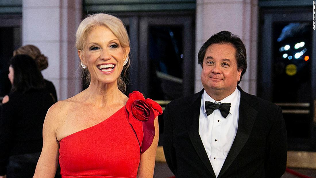 Kellyanne Conway announces she's leaving the White House and George Conway is stepping away from Lincoln Project – CNN