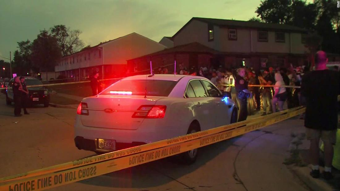 Wisconsin police shoot Black man as children watch from a car attorney says – CNN