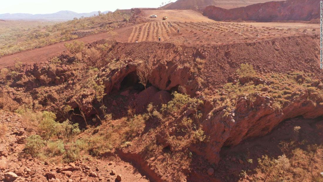 Rio Tinto shareholders rebel over destruction of sacred Indigenous caves